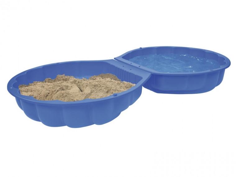 Песочница бассейн Ракушка с крышкой BIG 0007711