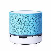 Беспроводная Bluetooth колонка Mini speaker Music TH-S10U с подсветкой
