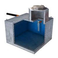 """Водонепроницаемый монолитный бетонный септик """"минимальный"""" - 2 м.куб."""