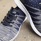 Кроссовки Sayota текстиль сетка светлые размер 44, фото 5