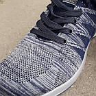 Кроссовки Sayota текстиль сетка светлые размер 44, фото 4