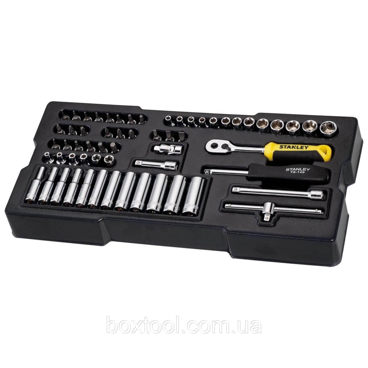 """Набор инструментов 1/4"""" Stanley STMT1-74175"""