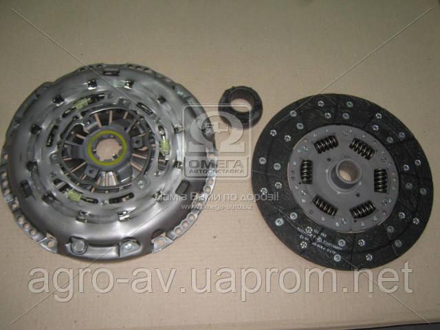 Сцепление (626 3029 00) AUDI Q7, VW TOUAREG 2.5TDI3.6FSI 03-10 (Пр-во LUK)