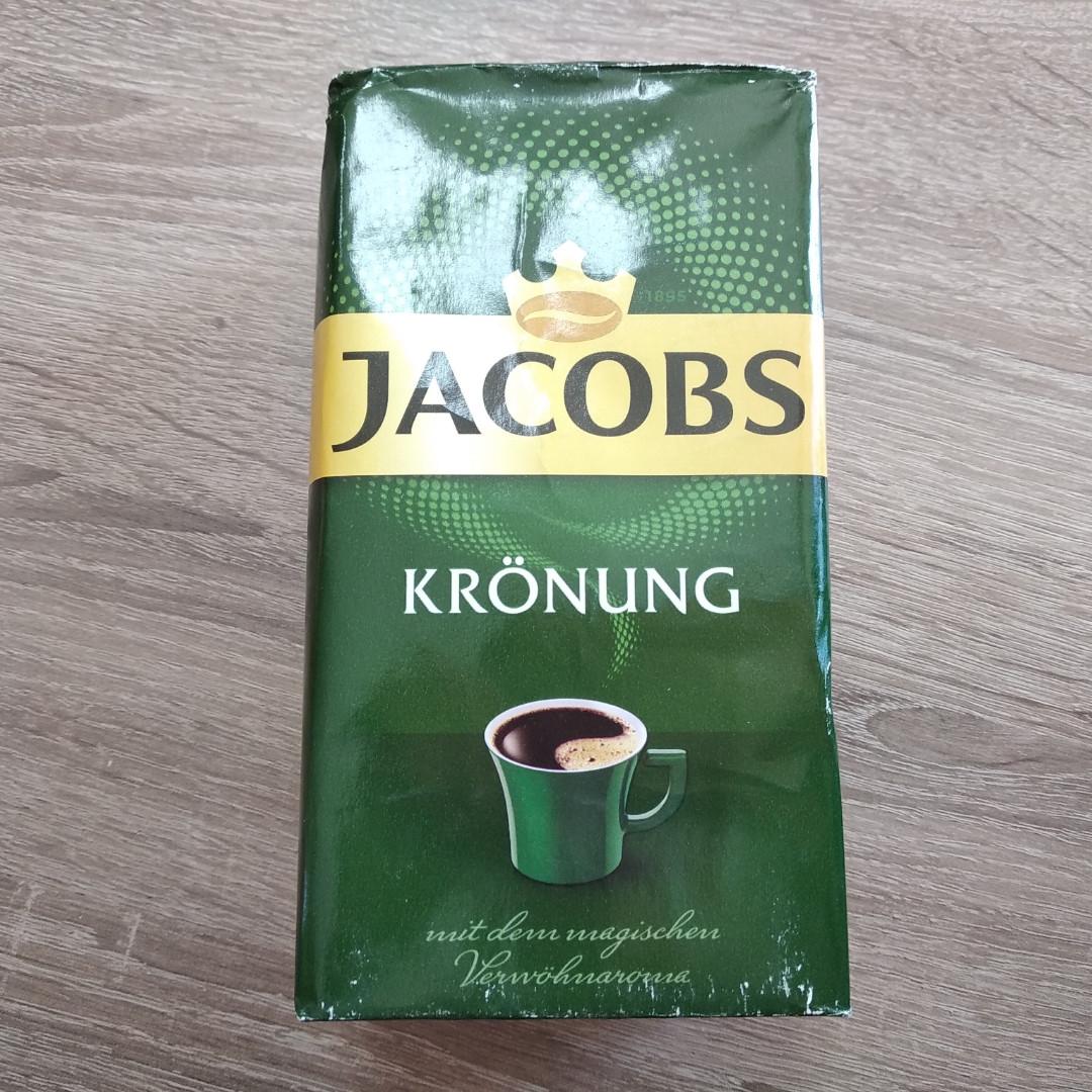 Кава мелена Jacobs Kronung Classic 500 гр. original
