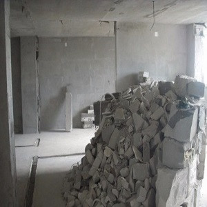 Демонтаж стіни