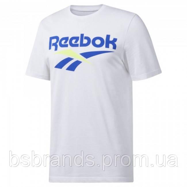 Спортивная мужская футболка Reebok CLASSICS VECTOR (АРТИКУЛ:DX3818)