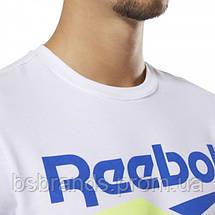 Спортивная мужская футболка Reebok CLASSICS VECTOR (АРТИКУЛ:DX3818), фото 3