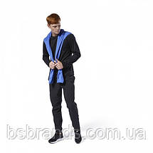 Спортивная мужская футболка Reebok RUN ESSENTIALS (АРТИКУЛ:DU4298), фото 2