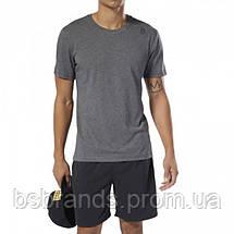 Мужская спортивная футболка Reebok CROSSFIT PERFORMANCE BLEND (АРТИКУЛ:DP4586), фото 2