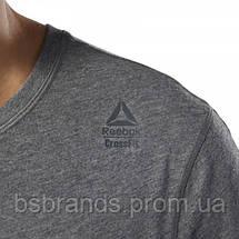 Мужская спортивная футболка Reebok CROSSFIT PERFORMANCE BLEND (АРТИКУЛ:DP4586), фото 3