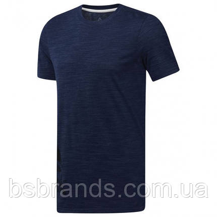 Мужская спортивная футболка Reebok TRAINING ESSENTIALS MARBLE GROUP (АРТИКУЛ: DU3780 ), фото 2