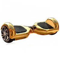 Гироскутер Smart Balance Wheel Chrome 6,5 Gold
