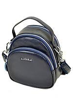 Женская сумка-клатч из натуральной кожи, фото 1