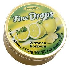 Леденцы Woogie Fine Drops цитрус 200 г