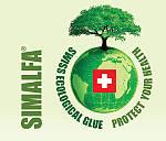SIMALFA – швейцарский клей на водной основе!