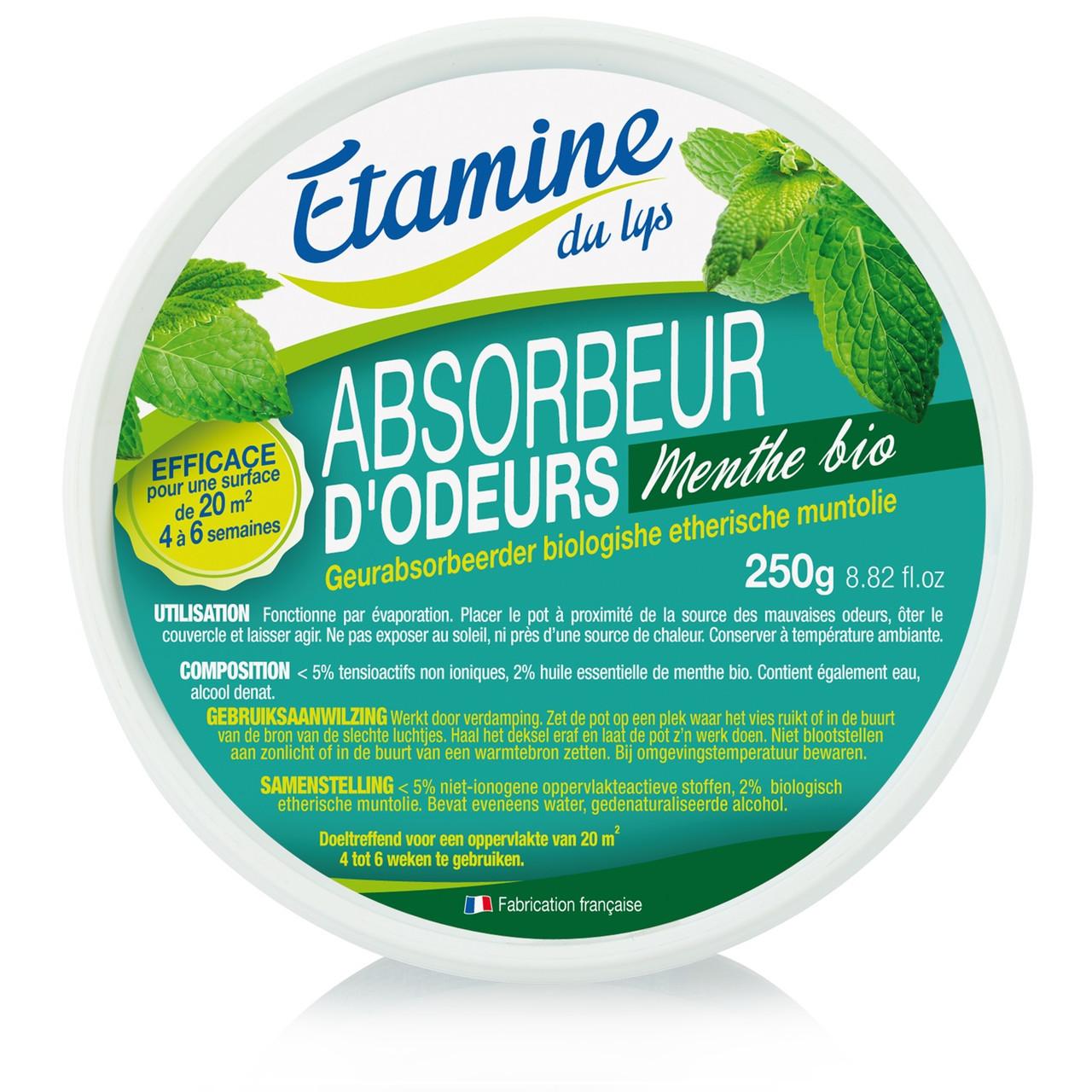 Поглинач неприємних запахів органічний Etamine du lys,250