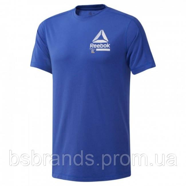 Спортивная мужская футболка Reebok TRAINING SPEEDWICK MOVE(АРТИКУЛ: DU3970 )