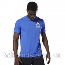 Спортивная мужская футболка Reebok TRAINING SPEEDWICK MOVE(АРТИКУЛ: DU3970 ), фото 2