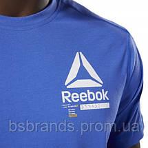 Спортивная мужская футболка Reebok TRAINING SPEEDWICK MOVE(АРТИКУЛ: DU3970 ), фото 3