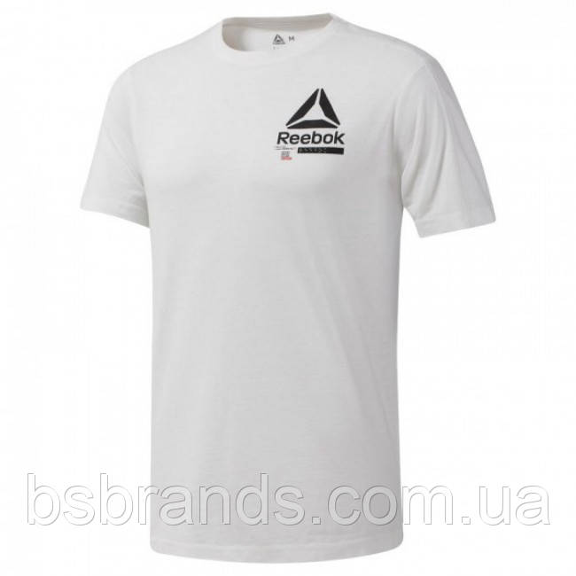 Спортивная мужская футболка Reebok TRAINING SPEEDWICK MOVE(АРТИКУЛ: DU3972 )