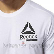 Спортивная мужская футболка Reebok TRAINING SPEEDWICK MOVE(АРТИКУЛ: DU3972 ), фото 3