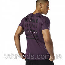Спортивная мужская футболка Reebok TRAINING SPEEDWICK MOVE(АРТИКУЛ: DU3976 ), фото 2