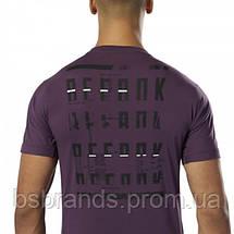 Спортивная мужская футболка Reebok TRAINING SPEEDWICK MOVE(АРТИКУЛ: DU3976 ), фото 3