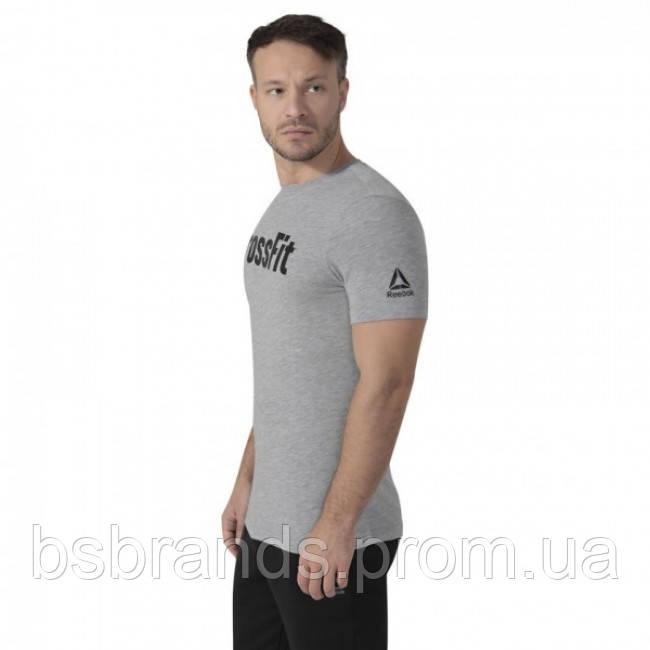 Спортивная мужская футболка Reebok CROSSFIT FEF SPEEDWICK (АРТИКУЛ: DP6220)