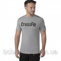 Спортивная мужская футболка Reebok CROSSFIT FEF SPEEDWICK (АРТИКУЛ: DP6220), фото 2