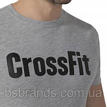 Спортивная мужская футболка Reebok CROSSFIT FEF SPEEDWICK (АРТИКУЛ: DP6220), фото 3