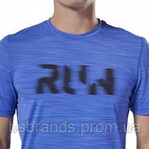 Мужская спортивная футболка Reebok RUNNING ACTIVCHILL(АРТИКУЛ:DU4288), фото 2