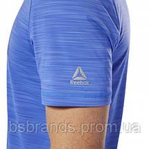 Мужская спортивная футболка Reebok RUNNING ACTIVCHILL(АРТИКУЛ:DU4288), фото 3