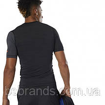 Спортивная футболка Reebok TRAINING (АРТИКУЛ:DP6561), фото 2
