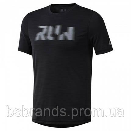 Спортивная футболка Reebok RUNNING ACTIVCHILL (АРТИКУЛ:DP6721), фото 2