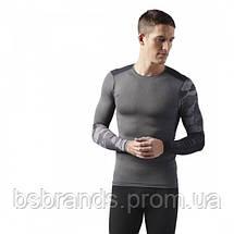 Компрессионная футболка Reebok ACTIVCHILL GRAPHIC (АРТИКУЛ:CF3714), фото 2