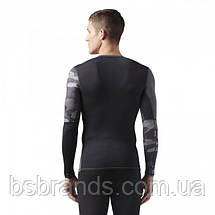 Компрессионная футболка Reebok ACTIVCHILL GRAPHIC (АРТИКУЛ:CF3714), фото 3