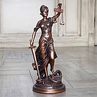 Статуэтка Фемида, Богиня правосудия 42 см СП314-2 бр