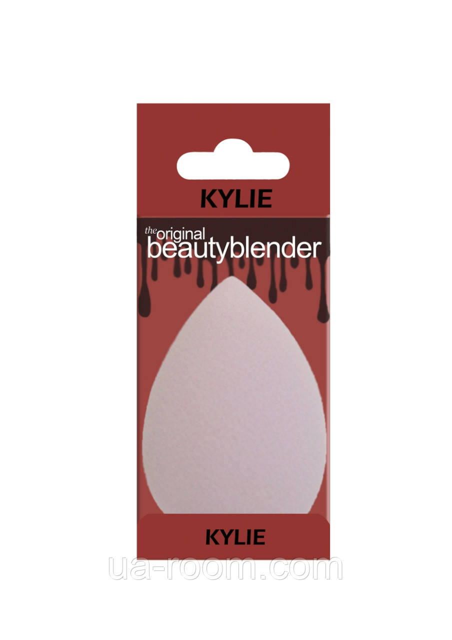 Спонж бьюти-блендер KYLIE (форма яицо)