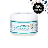 Увлажняющий крем с морской солью, коллагеном и гиалуроновой кислотой ELIZAVECCA Milky Piggy Sea Salt Cream, 100 мл
