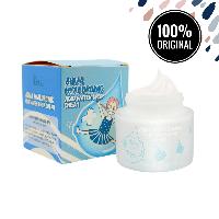 Гиалуроновый увлажняющий крем для лица ELIZAVECCA Aqua Hyaluronic Acid Water Drop Cream, 50 мл