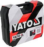 Перфоратор сетевой 1050 Вт SDS-MAX YATO YT-82130 (Польша), фото 7