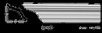 Карниз потолочный гладкий Classic Home 22-1203, лепной декор из полиуретана