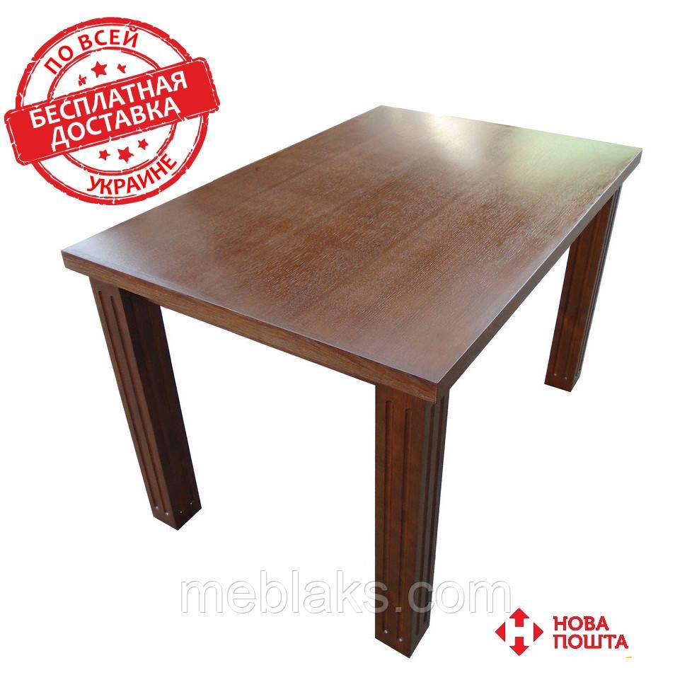 Стол  деревянный не раскладной  4 КН-02  (1200х800)