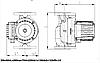Циркуляційний насос для опалення IMP PUMPS GHNbasic II 50-120F, фото 4