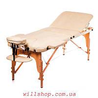 Кушетка косметологическая - Стол массажный складной модель ESTHETICA