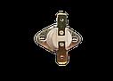 Термостат отсекатель аварийный защитный KSD 301 (КСД) на 300°С самовостанавливающийся 16А, фото 3