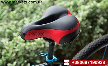 М'яке сидіння на велосипед сідло сидіння якісне дуже м'яке, фото 3