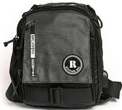 Мужская сумка-рюкзак  SKYBOW  10692 black