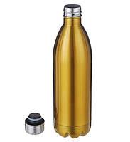 Термос бутылка A-PLUS 1.0 л (0954) Золотой перламутр