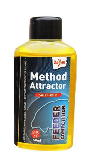 Аттрактант Carp Zoom Method Attractor 50ml Sweet Fruits